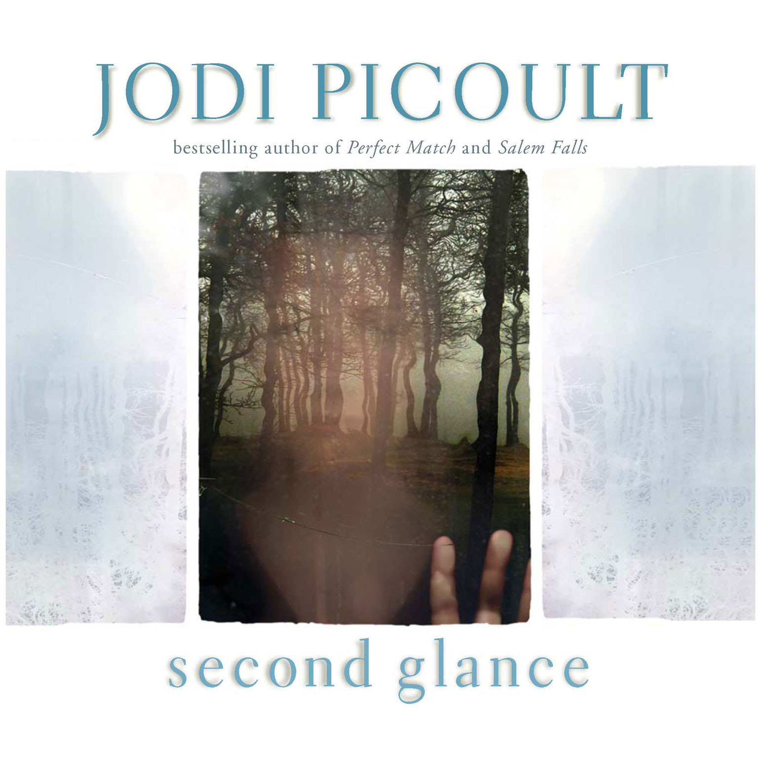 Printable Second Glance Audiobook Cover Art