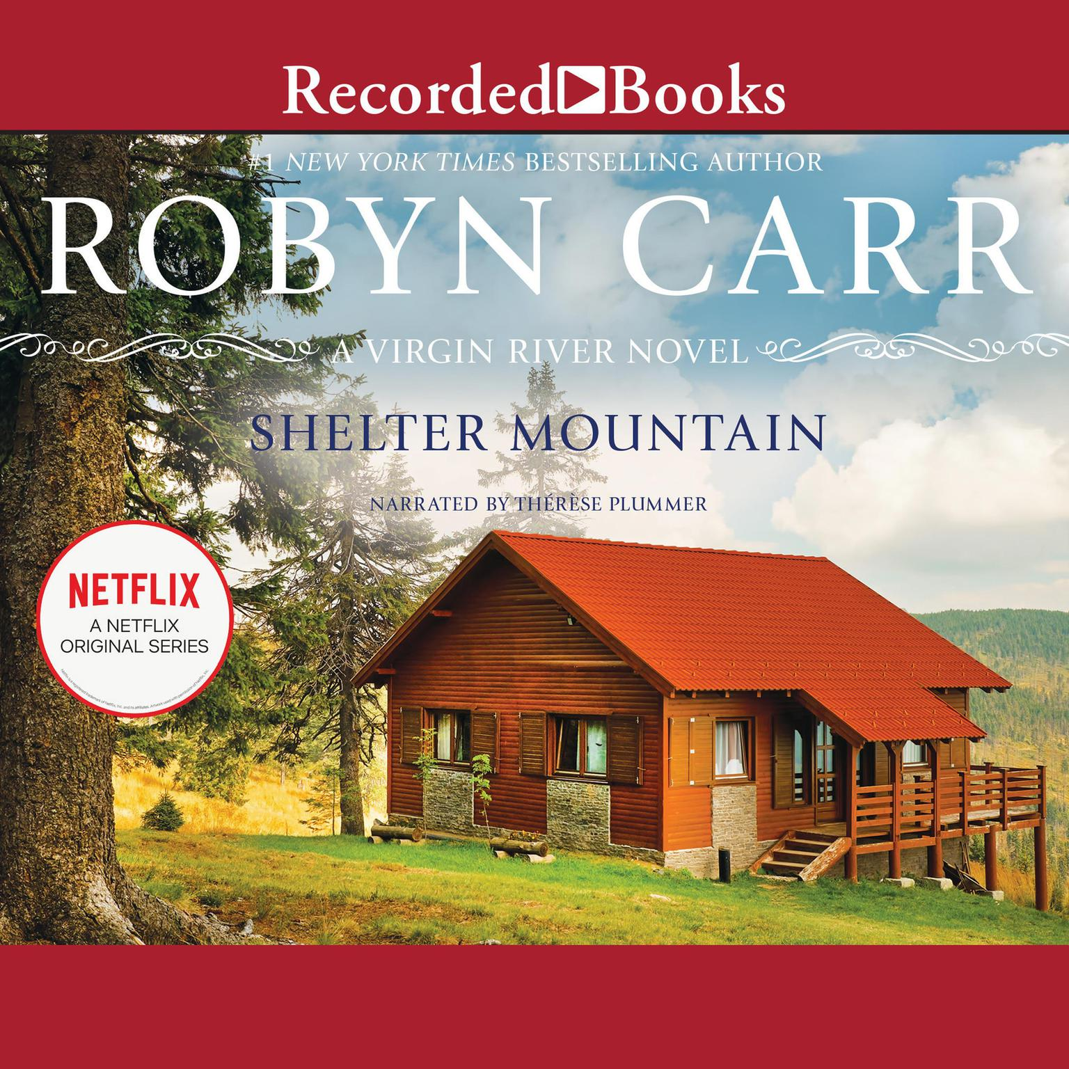 Printable Shelter Mountain Audiobook Cover Art