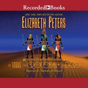 The Snake, the Crocodile, and the Dog Audiobook, by Elizabeth Peters