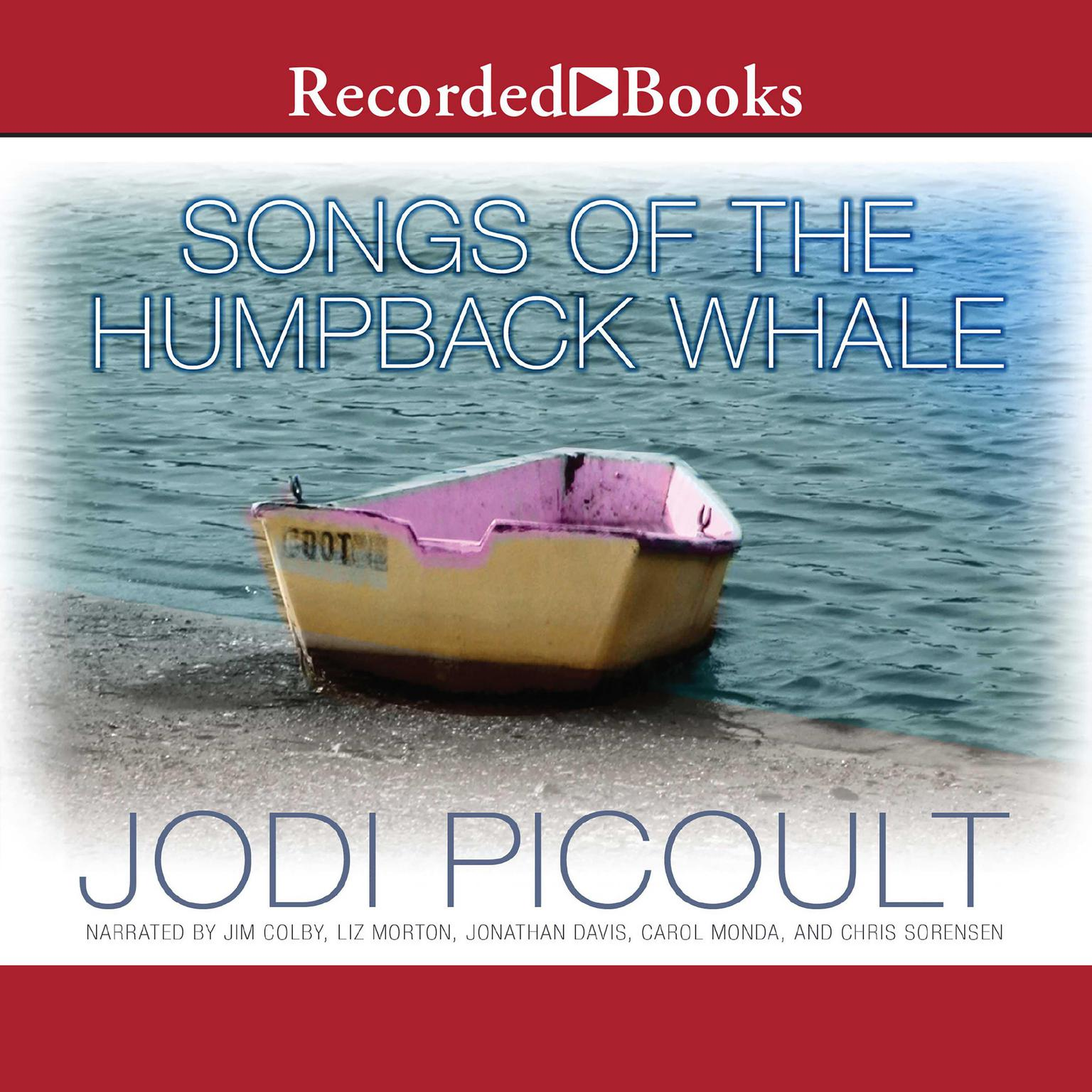 Printable Songs of the Humpback Whale: A Novel in Five Voices Audiobook Cover Art