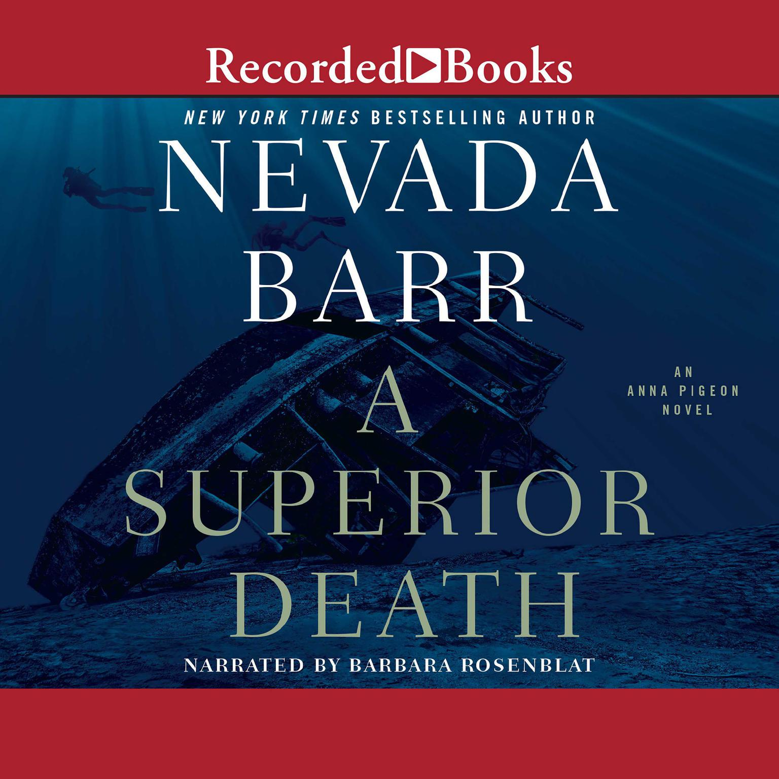 Printable A Superior Death Audiobook Cover Art