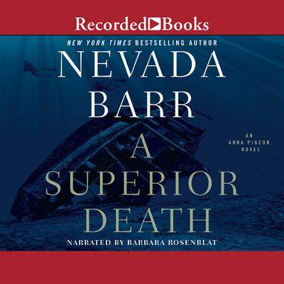 A Superior Death Audiobook, by Nevada Barr