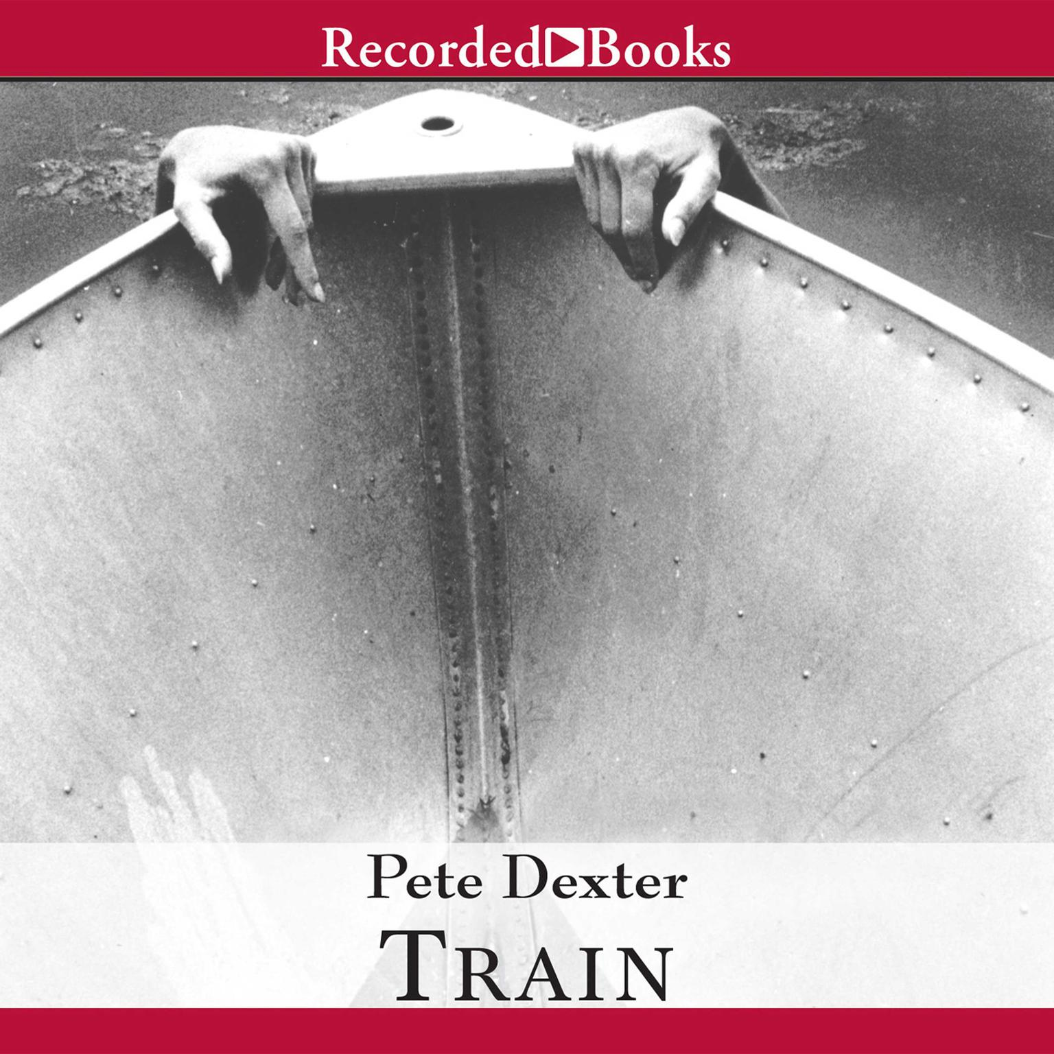 Printable Train Audiobook Cover Art