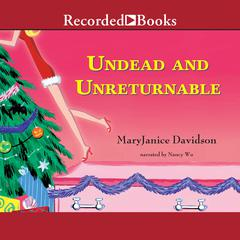 Undead and Unreturnable Audiobook, by MaryJanice Davidson