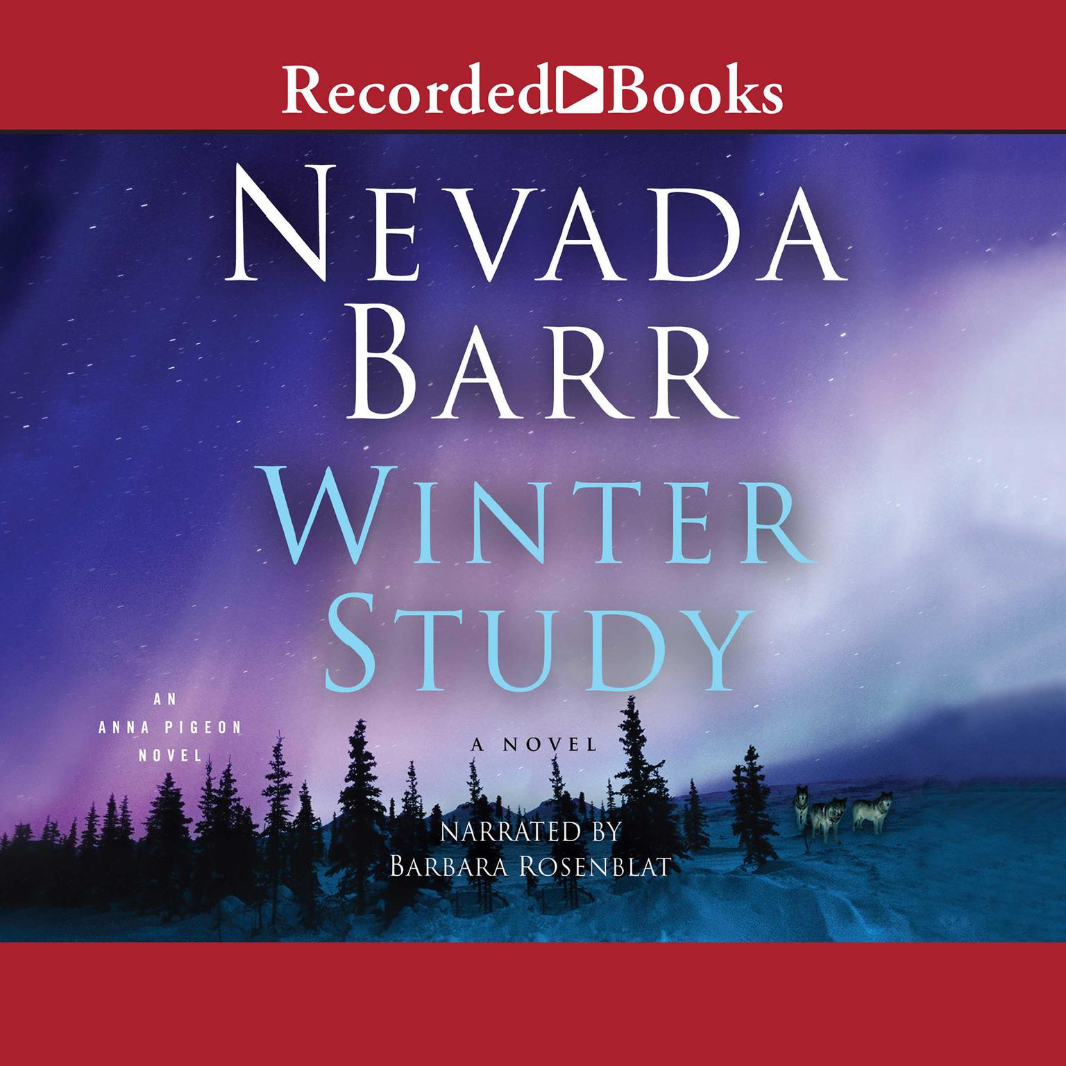 Printable Winter Study Audiobook Cover Art
