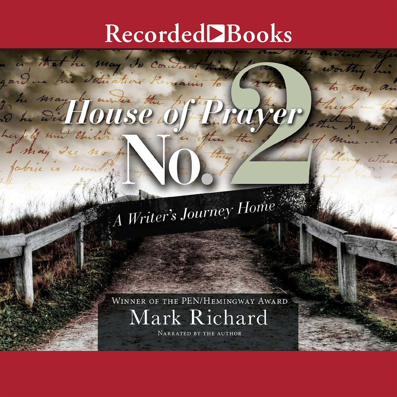Printable House of Prayer No.2: A Writer's Journey Home Audiobook Cover Art