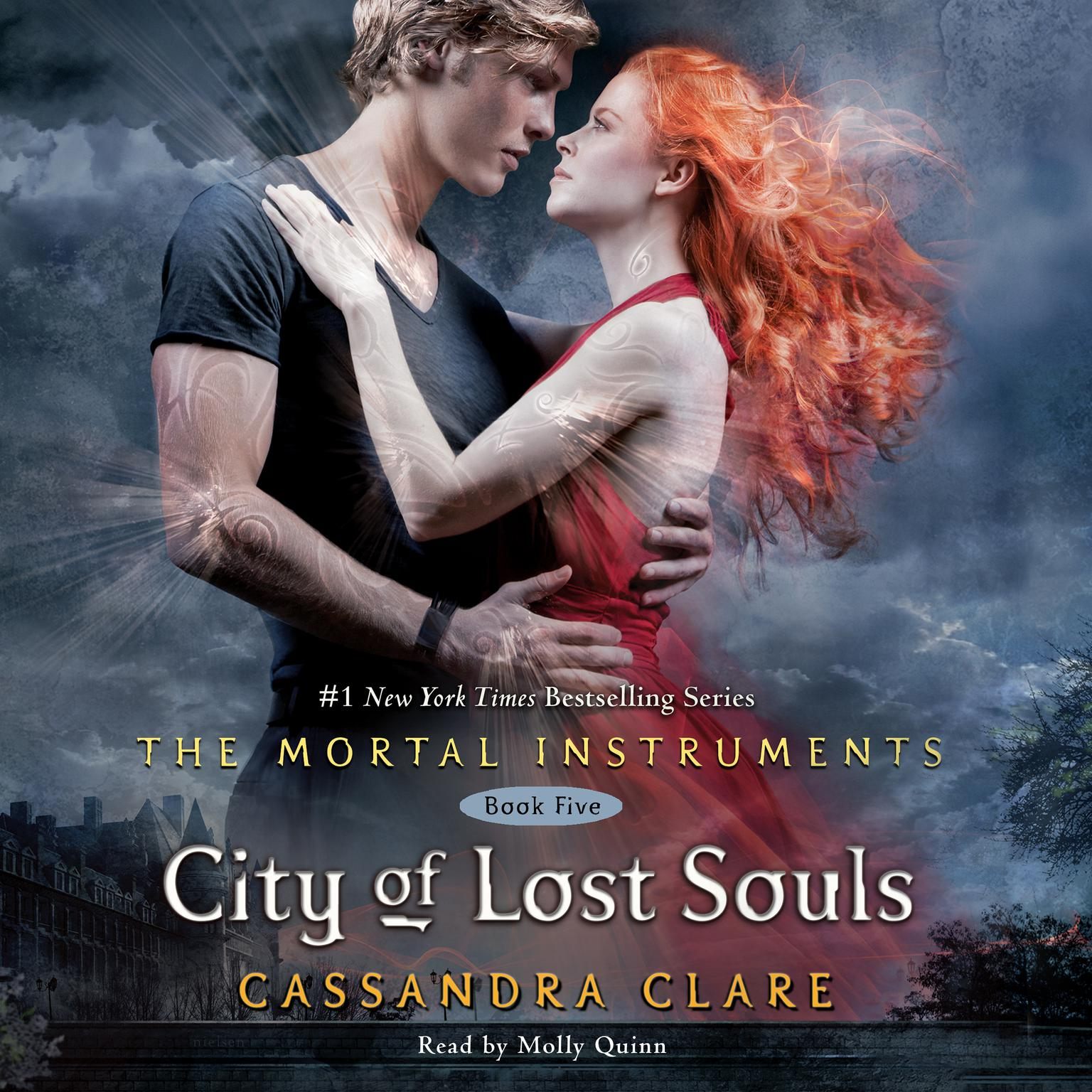 Printable City of Lost Souls Audiobook Cover Art