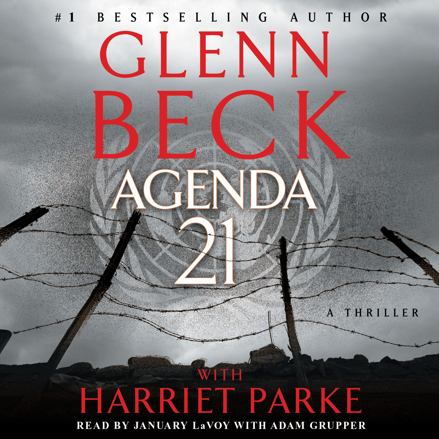 Printable Agenda 21 Audiobook Cover Art