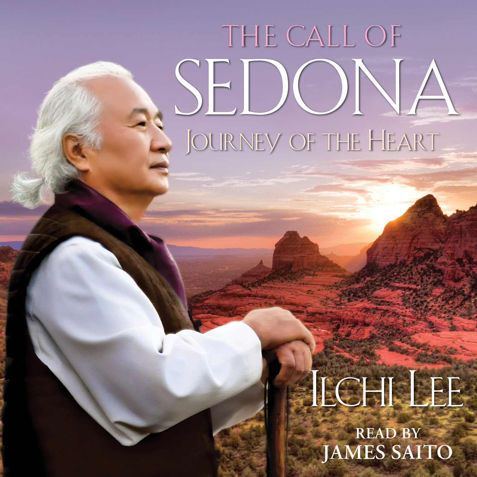 Printable The Call of Sedona: Journey of the Heart Audiobook Cover Art