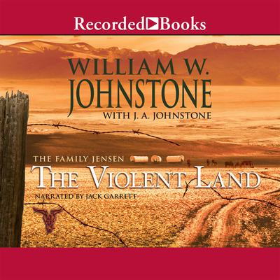 The Violent Land Audiobook, by