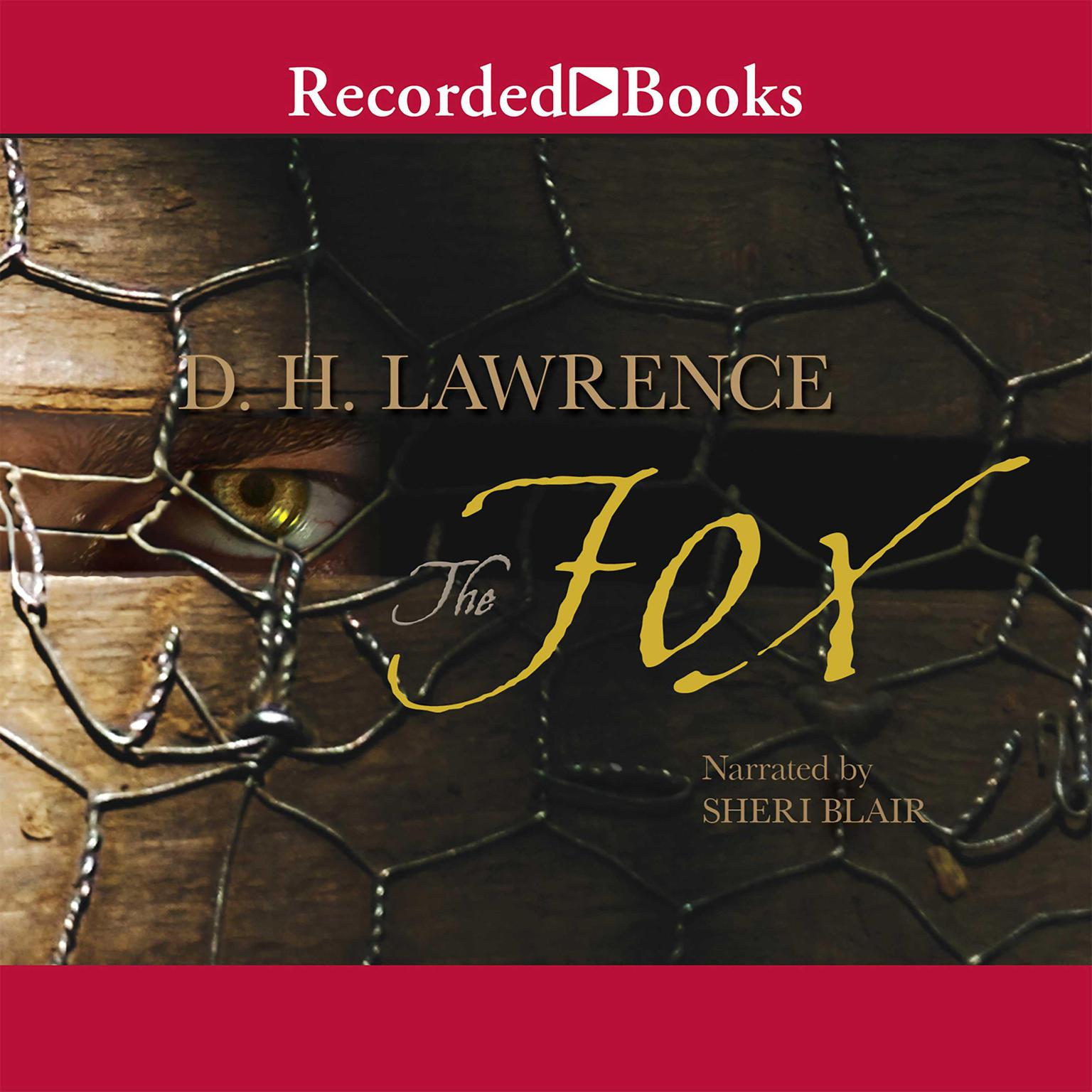 Printable The Fox Audiobook Cover Art