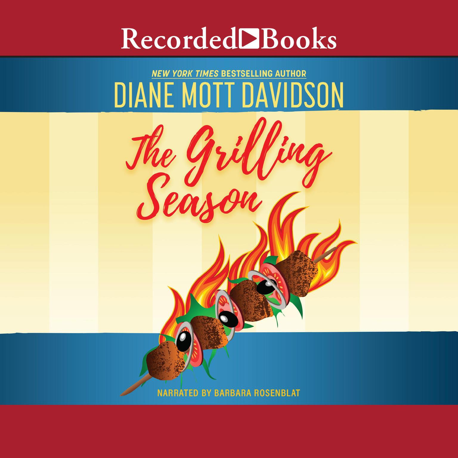 Printable The Grilling Season Audiobook Cover Art