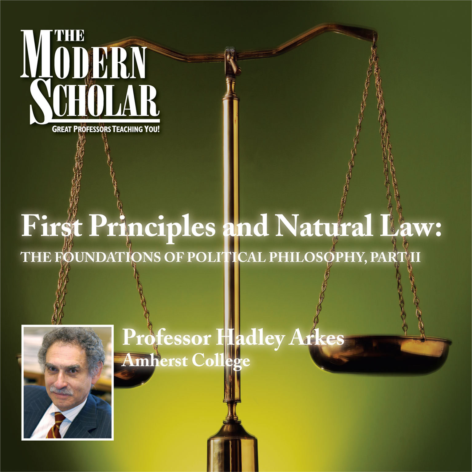 Printable First Principles and Natural Law: The Foundations of Political Philosophy (Part II) Audiobook Cover Art
