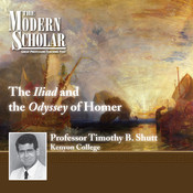 The Iliad and the Odyssey of Homer Audiobook, by Timothy B. Shutt