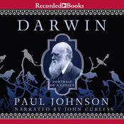 Darwin: Portrait of a Genius Audiobook, by Paul Johnson