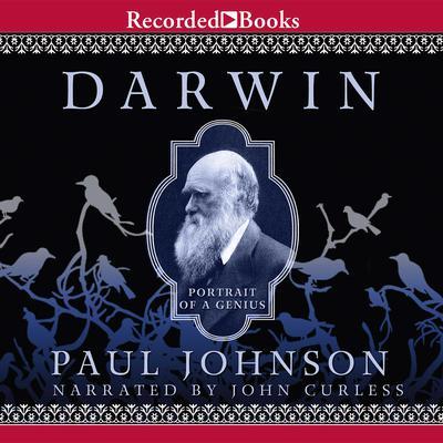 Darwin: Portrait of a Genius Audiobook, by