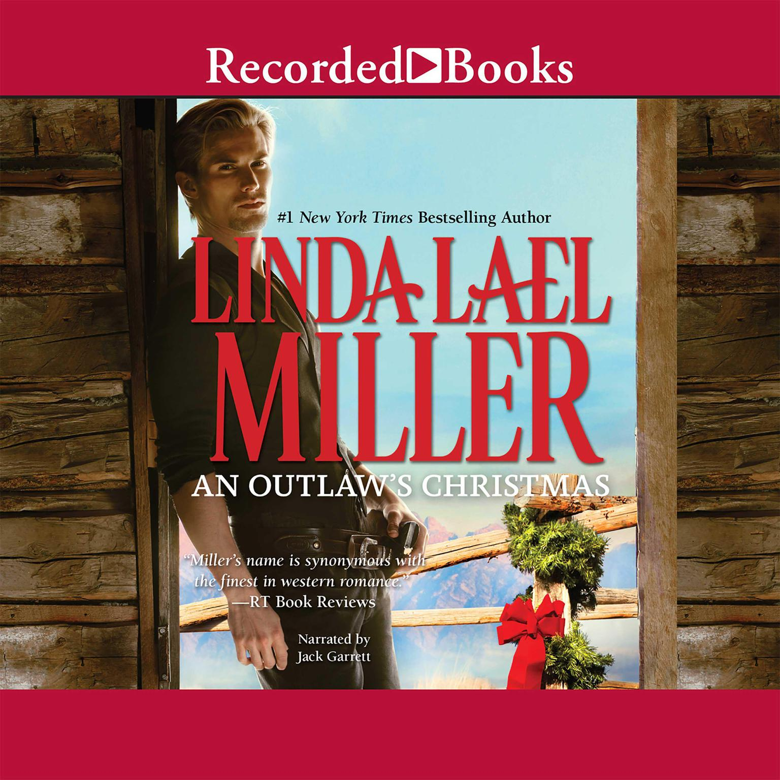 Printable An Outlaw's Christmas Audiobook Cover Art