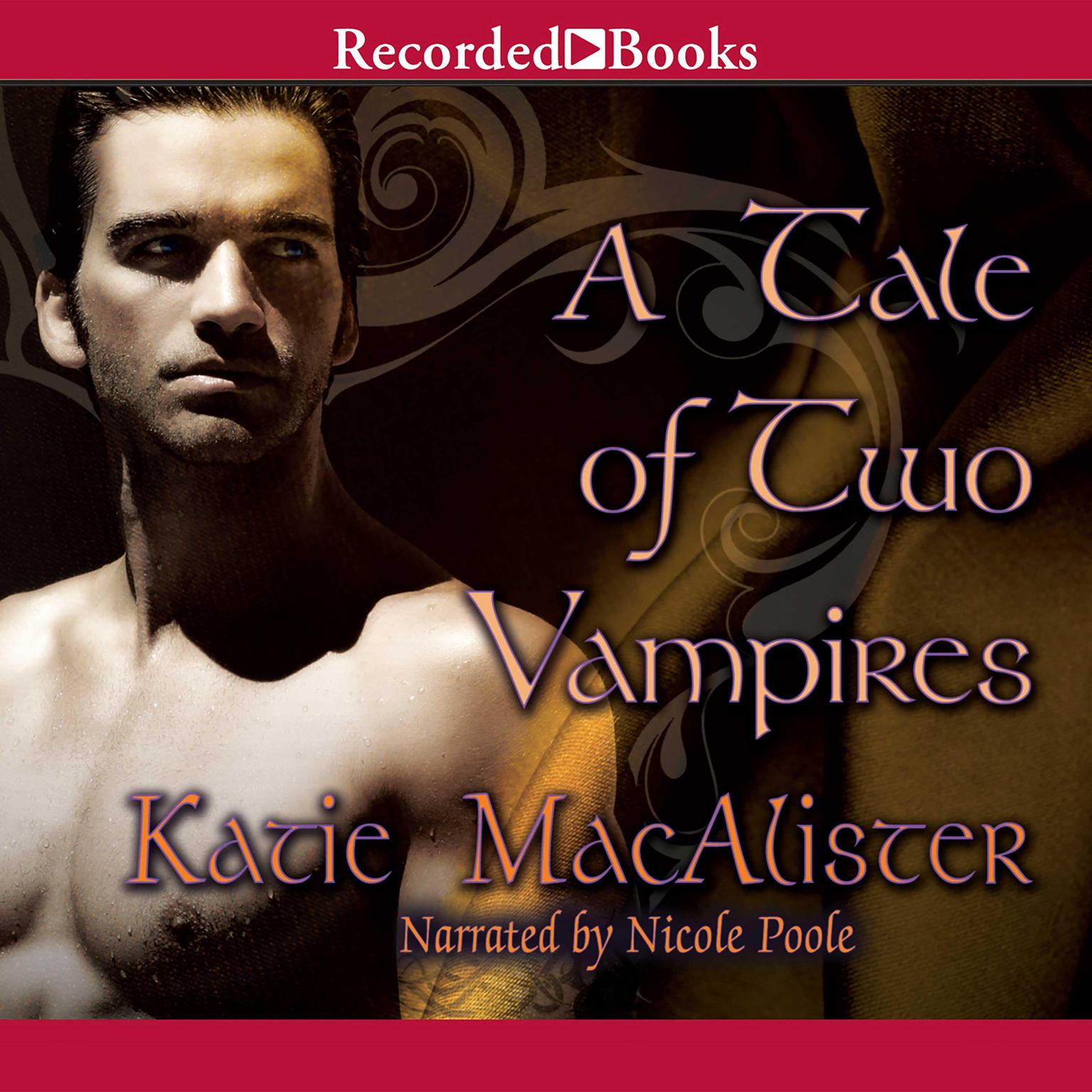 Printable A Tale of Two Vampires Audiobook Cover Art