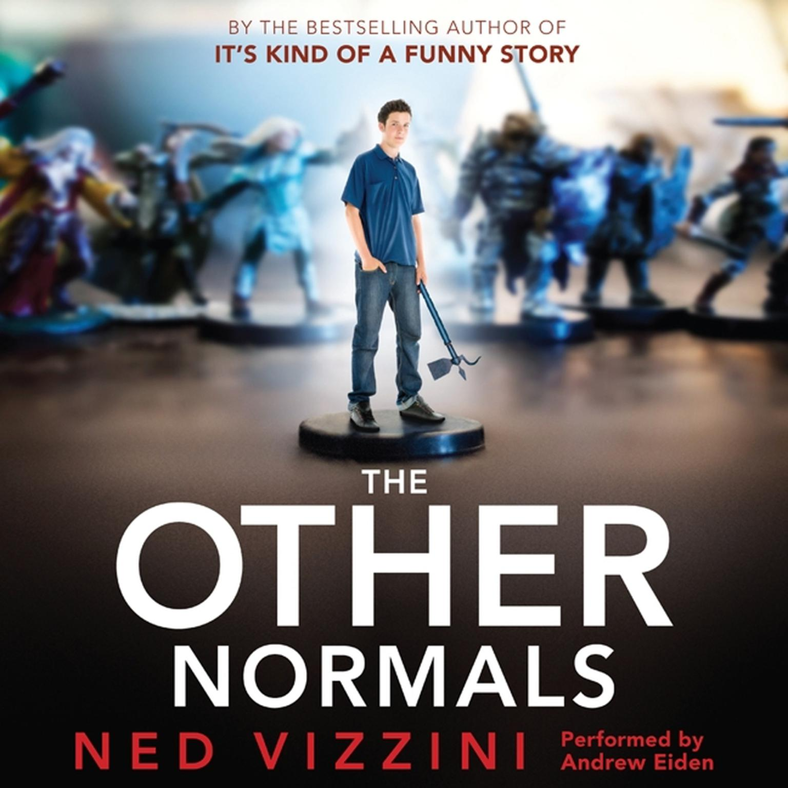 Printable The Other Normals Audiobook Cover Art