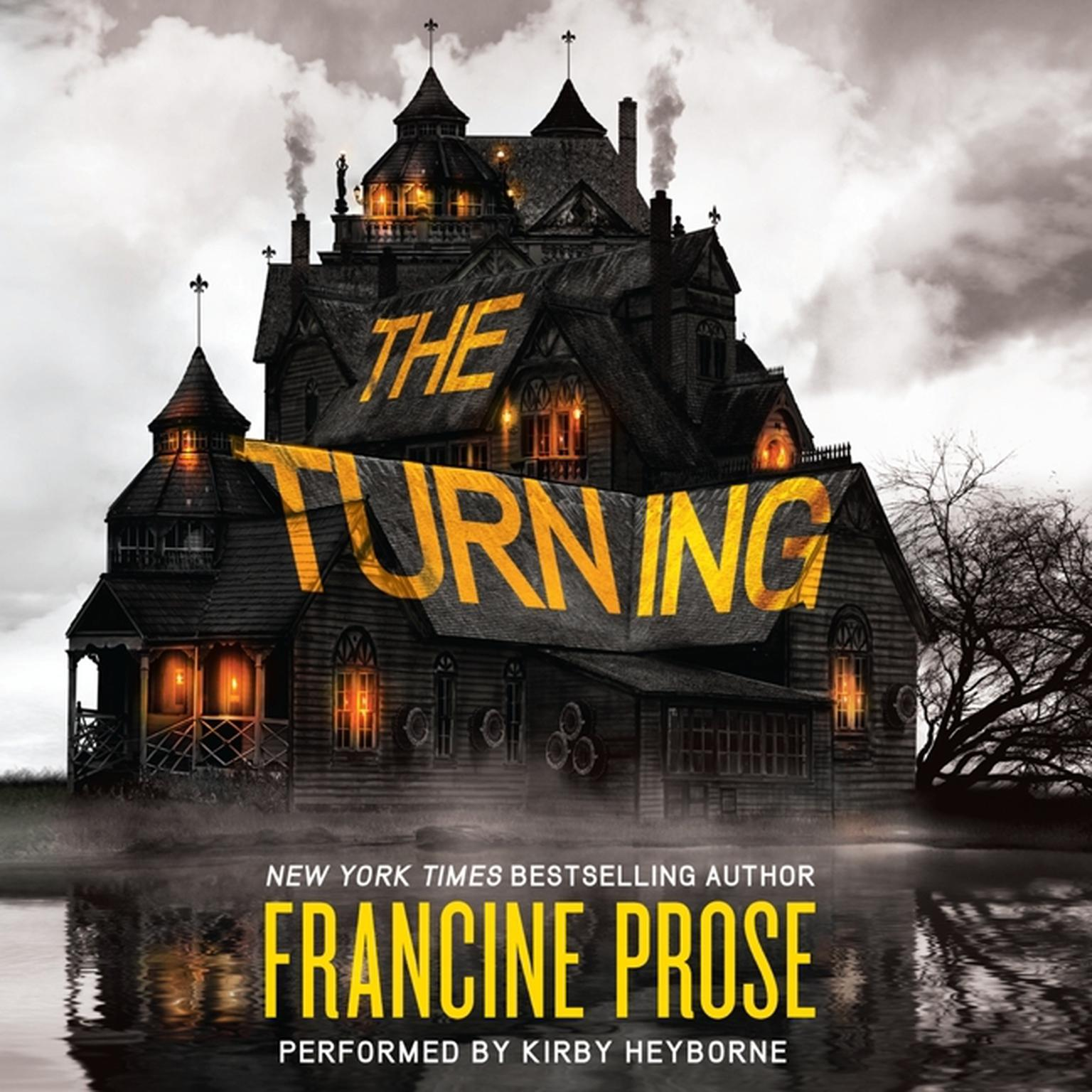 Printable The Turning Audiobook Cover Art