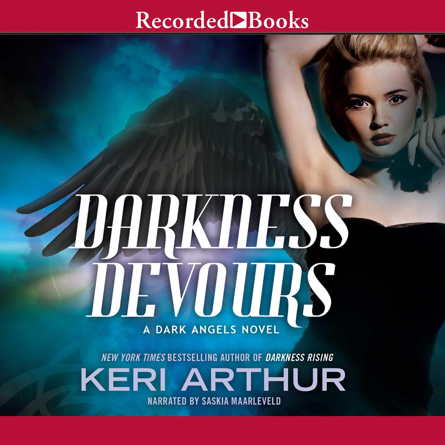 Printable Darkness Devours Audiobook Cover Art