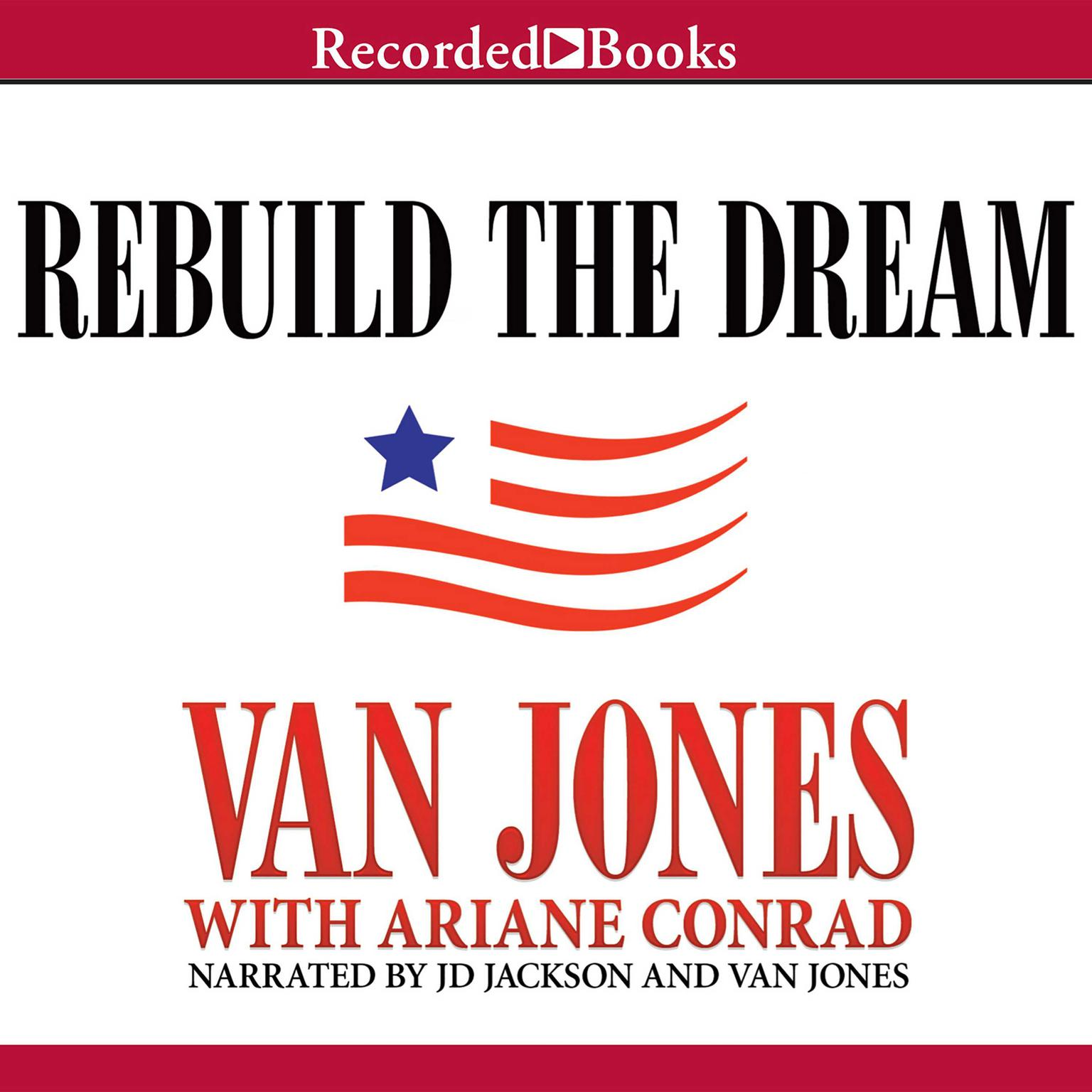 Printable Rebuild the Dream Audiobook Cover Art