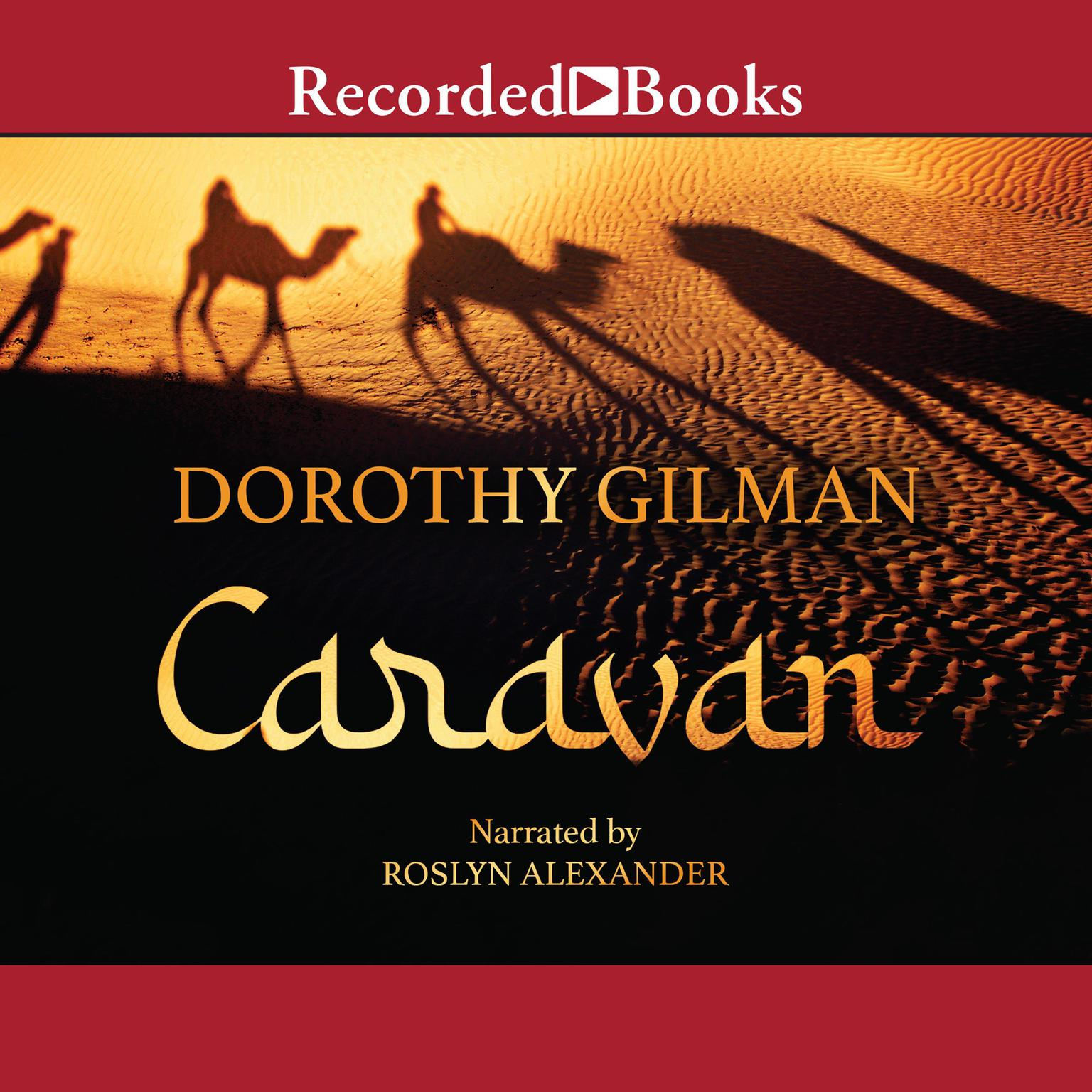 Printable Caravan Audiobook Cover Art