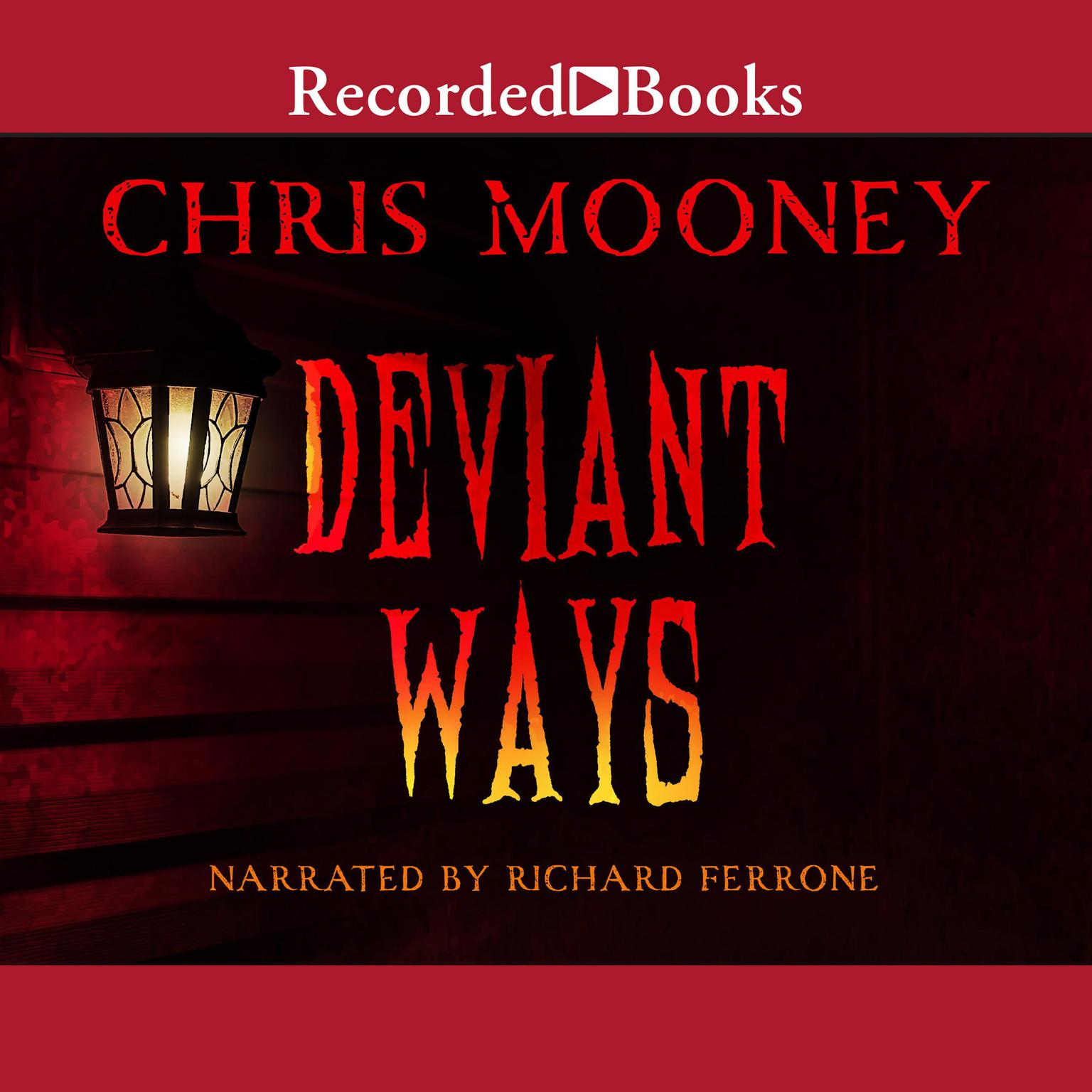 Printable Deviant Ways Audiobook Cover Art