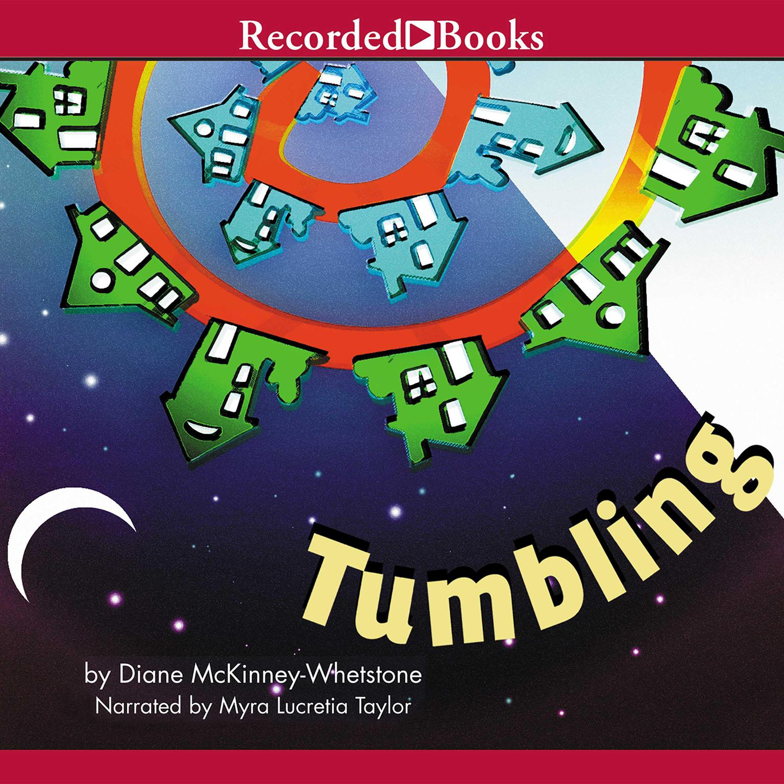 Printable Tumbling Audiobook Cover Art