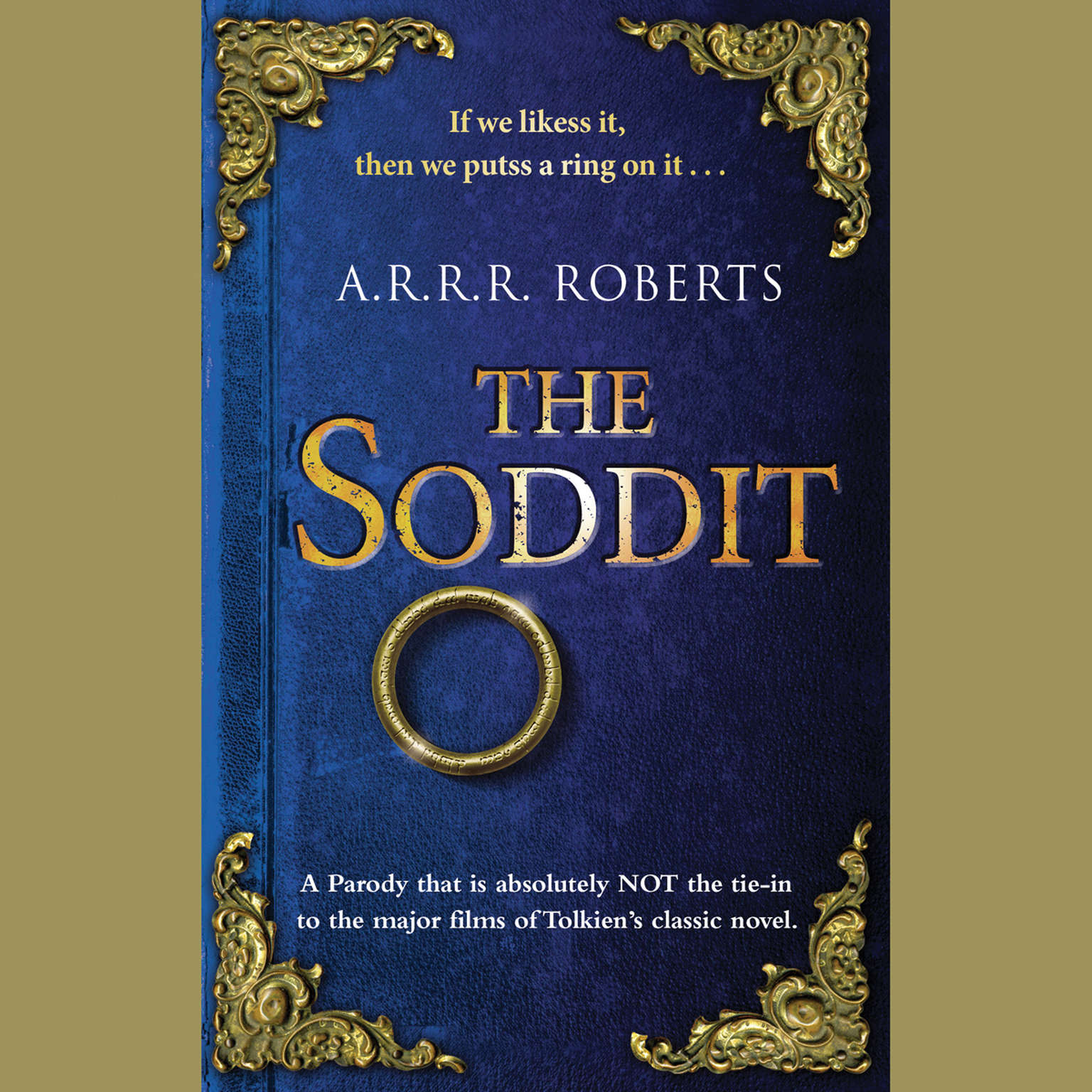 Printable The Soddit: Or, Let's Cash in Again Audiobook Cover Art