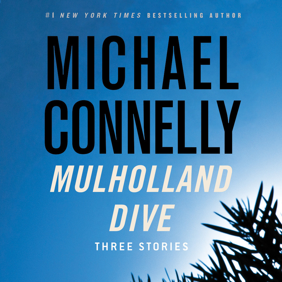 Printable Mulholland Dive: Three Stories Audiobook Cover Art