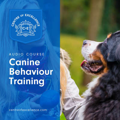Canine Behaviour Training Audiobook, by Centre of Excellence