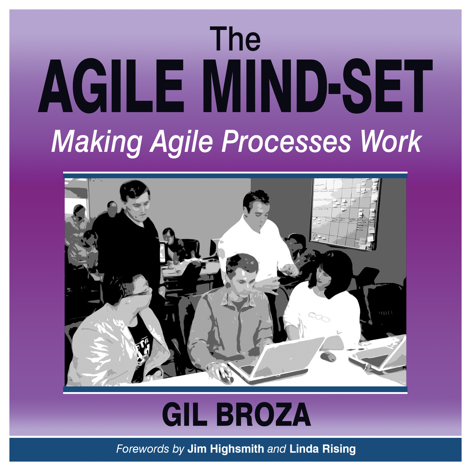 Printable The Agile Mind-Set: Making Agile Processes Work Audiobook Cover Art