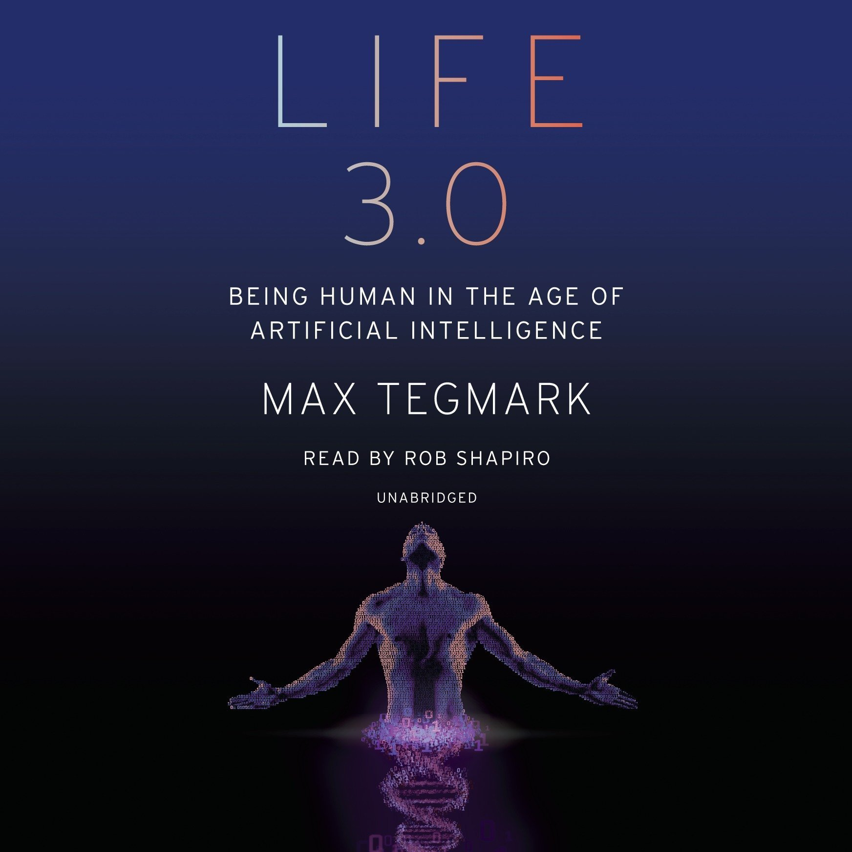Printable Life 3.0: Being Human in the Age of Artificial Intelligence Audiobook Cover Art
