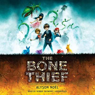The Bone Thief Audiobook, by Alyson Noël
