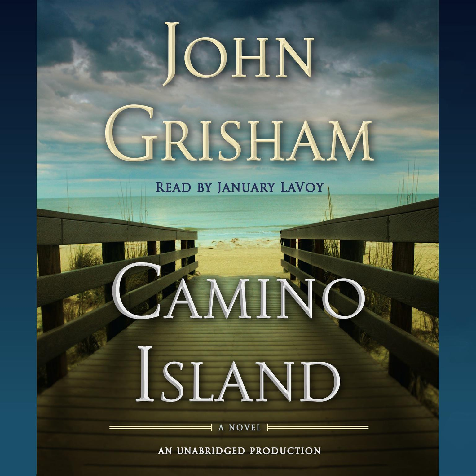 Printable Camino Island: A Novel Audiobook Cover Art