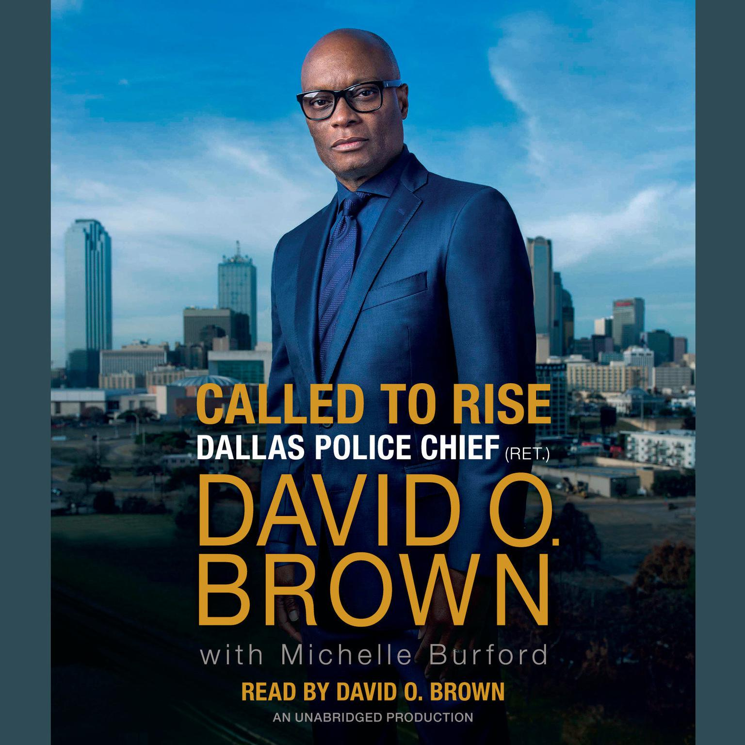 Printable Called to Rise: A Life in Faithful Service to the Community That Made Me Audiobook Cover Art