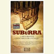 Suburra Audiobook, by Giancarlo de Cataldo, Carlo Bonini