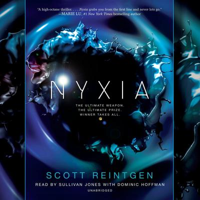 Nyxia Audiobook, by Scott Reintgen