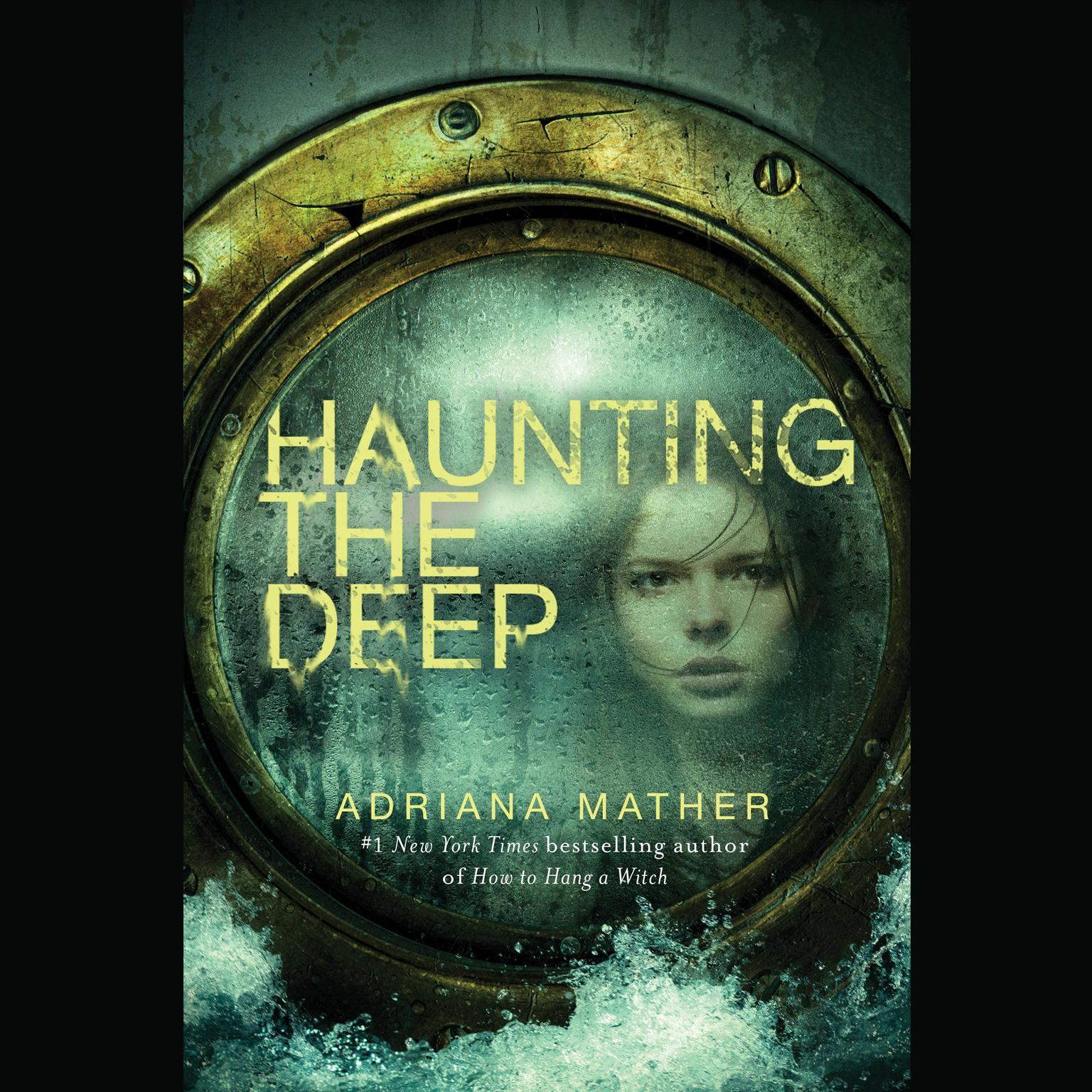 Printable Haunting the Deep Audiobook Cover Art