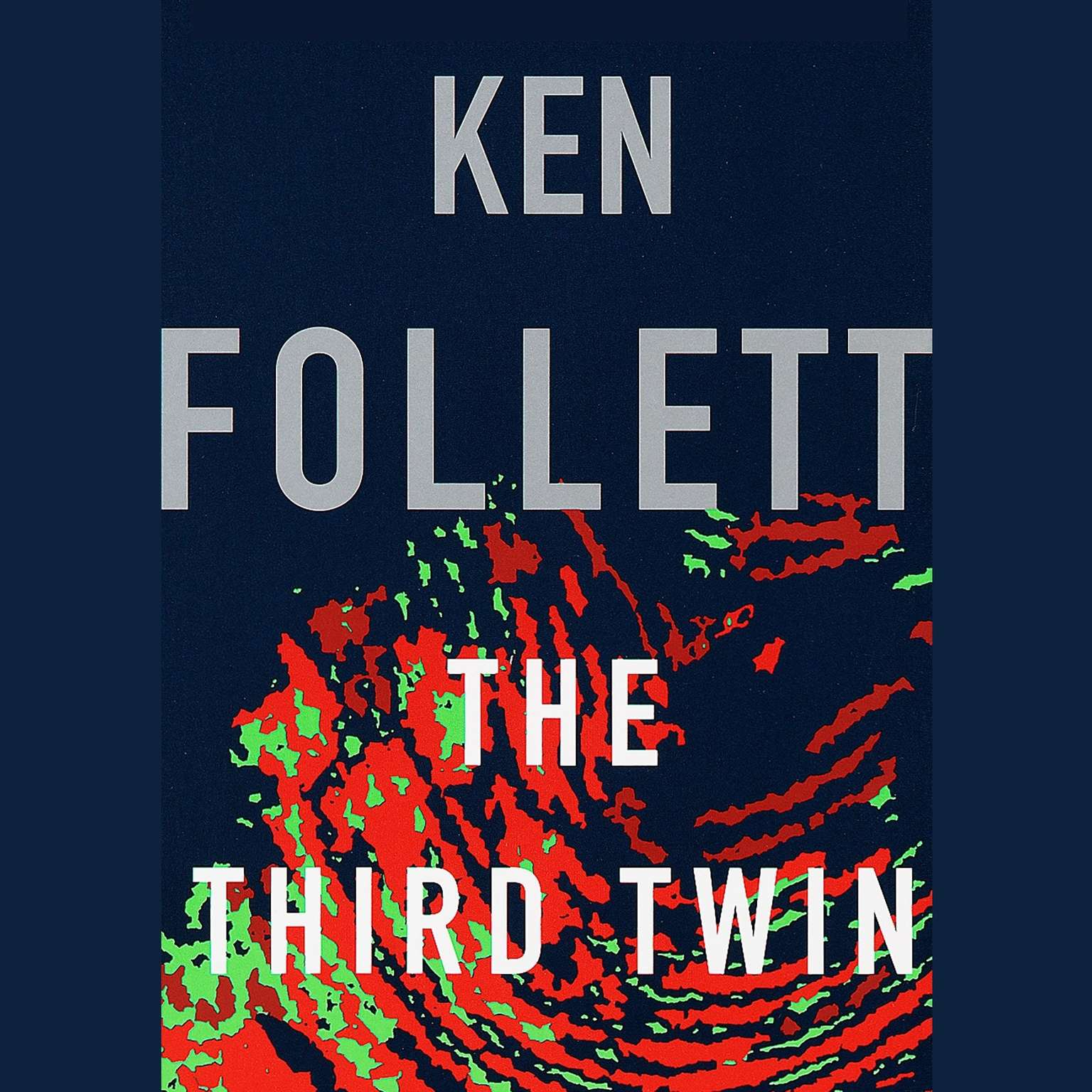 Printable The Third Twin Audiobook Cover Art