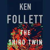The Third Twin Audiobook, by Ken Follett