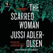 The Scarred Woman Audiobook, by Jussi Adler-Olsen