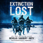 Extinction Lost: A Team Ghost Short Story Audiobook, by Nicholas Sansbury Smith