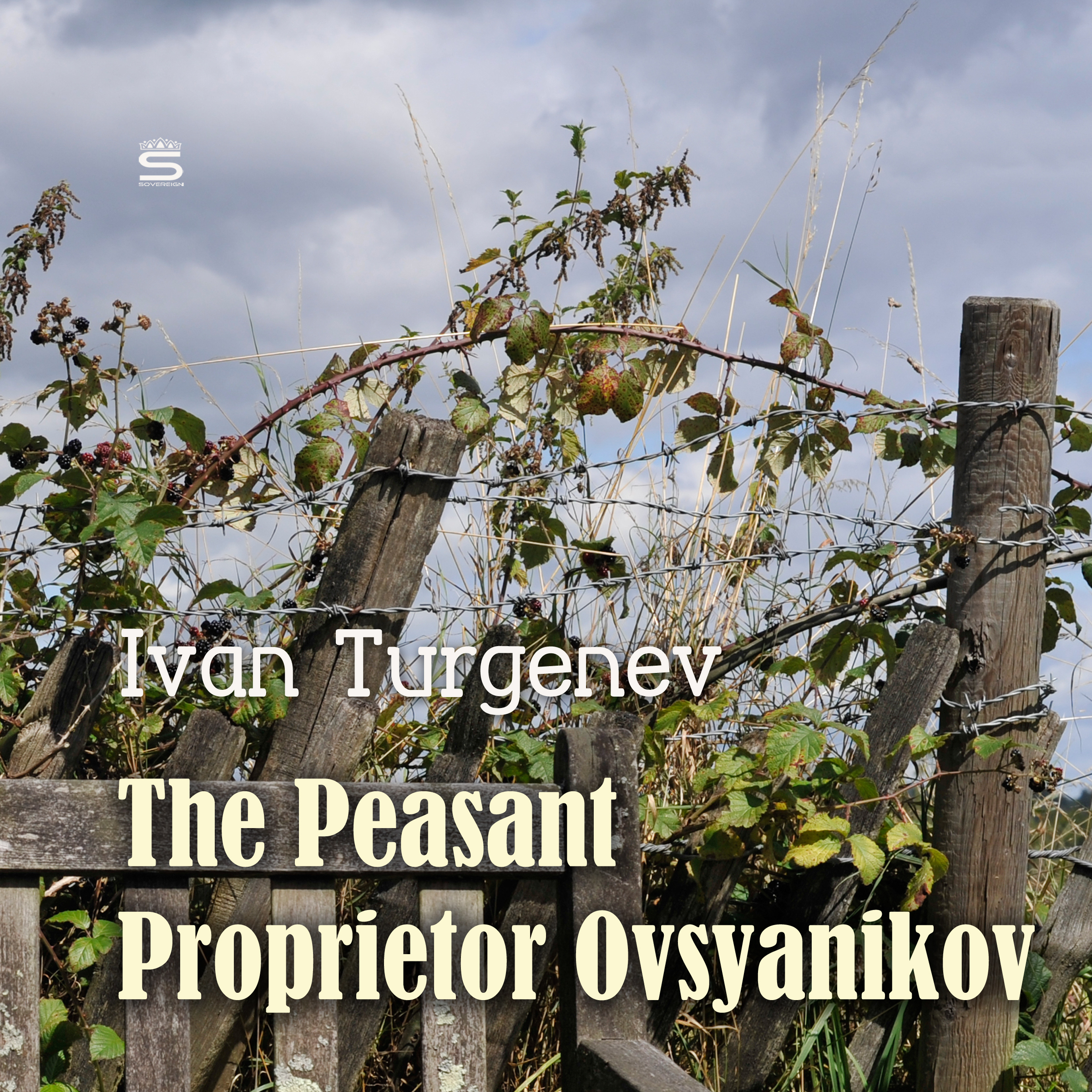 Printable The Peasant Proprietor Ovsyanikov Audiobook Cover Art