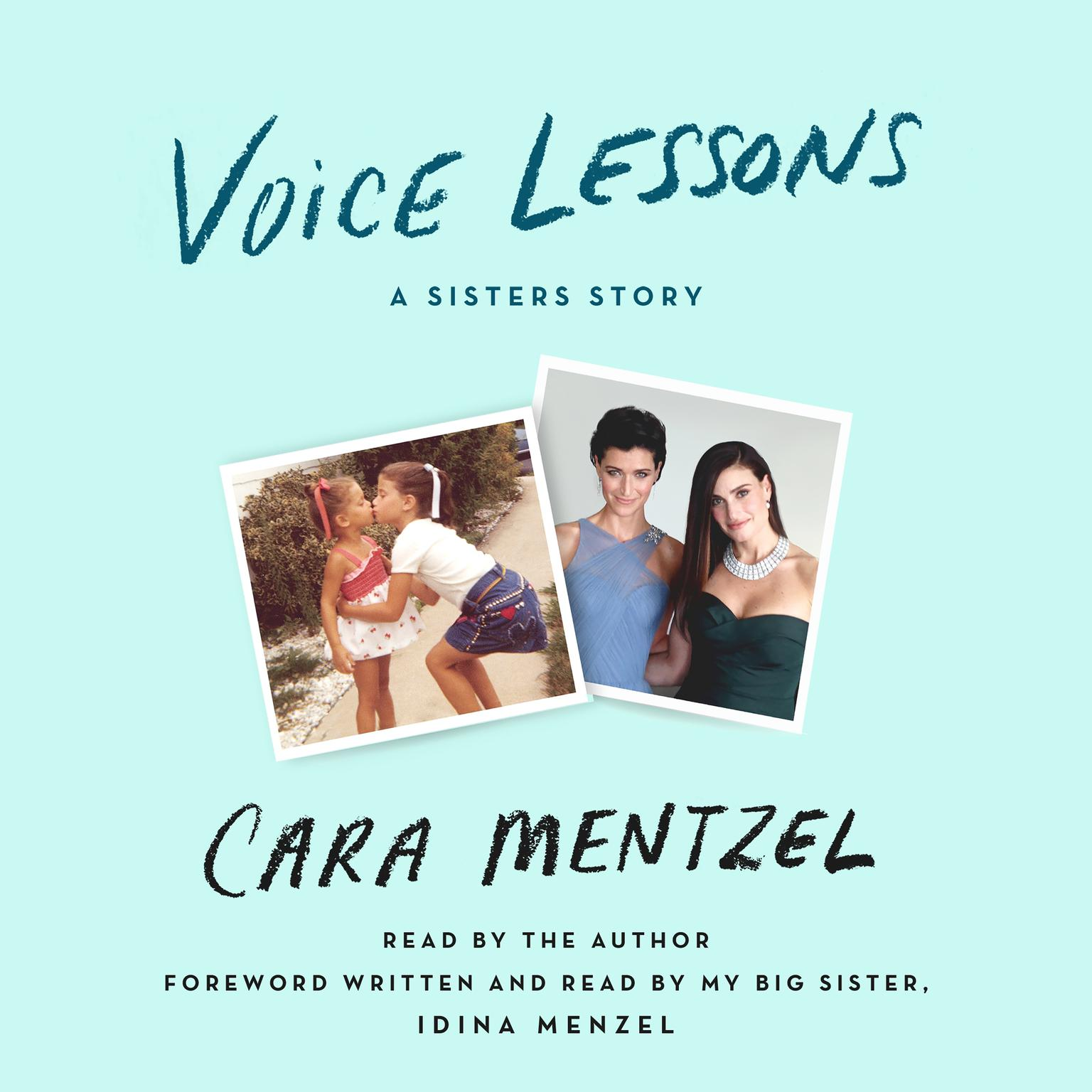 Printable Voice Lessons: A Sisters Story Audiobook Cover Art