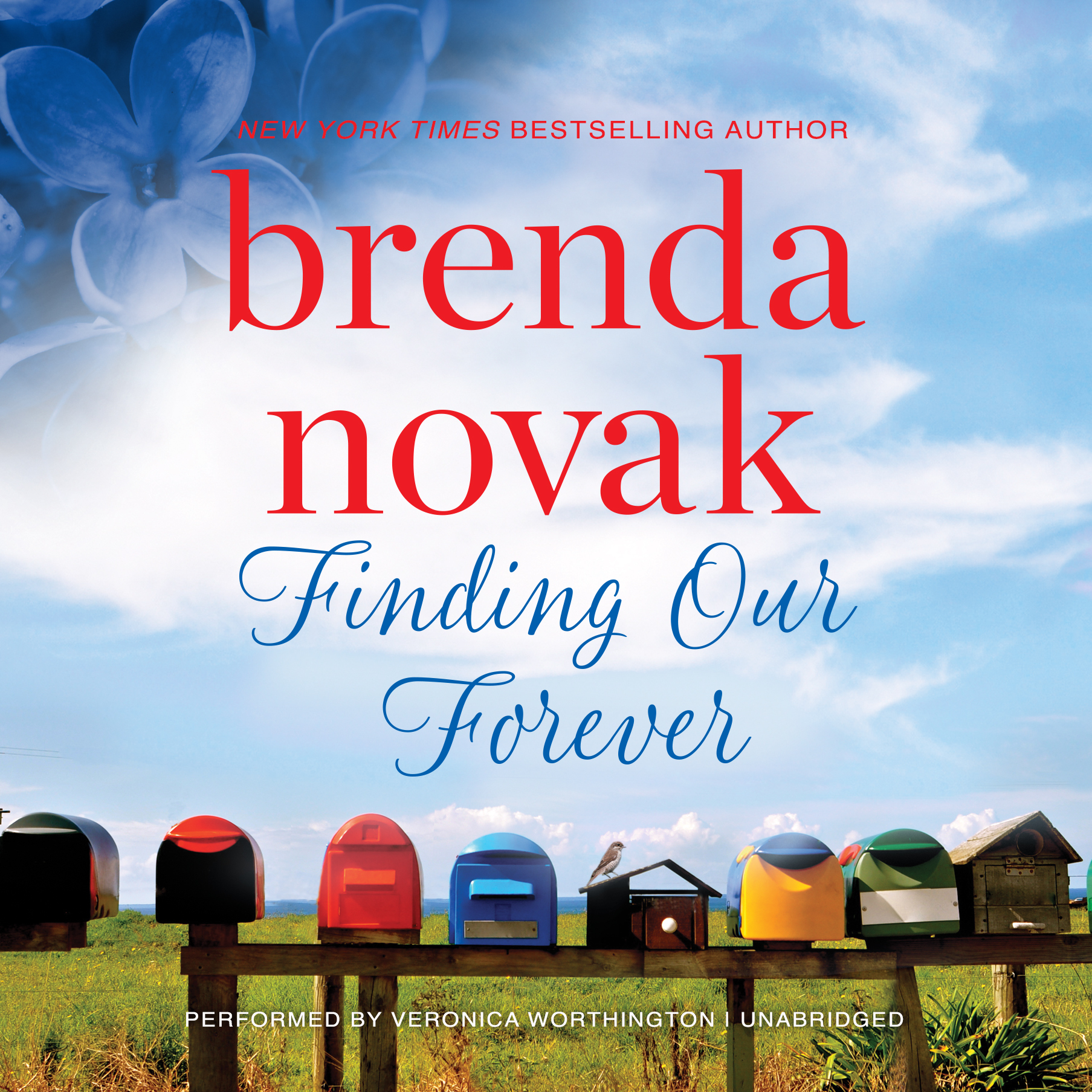 Printable Finding Our Forever Audiobook Cover Art