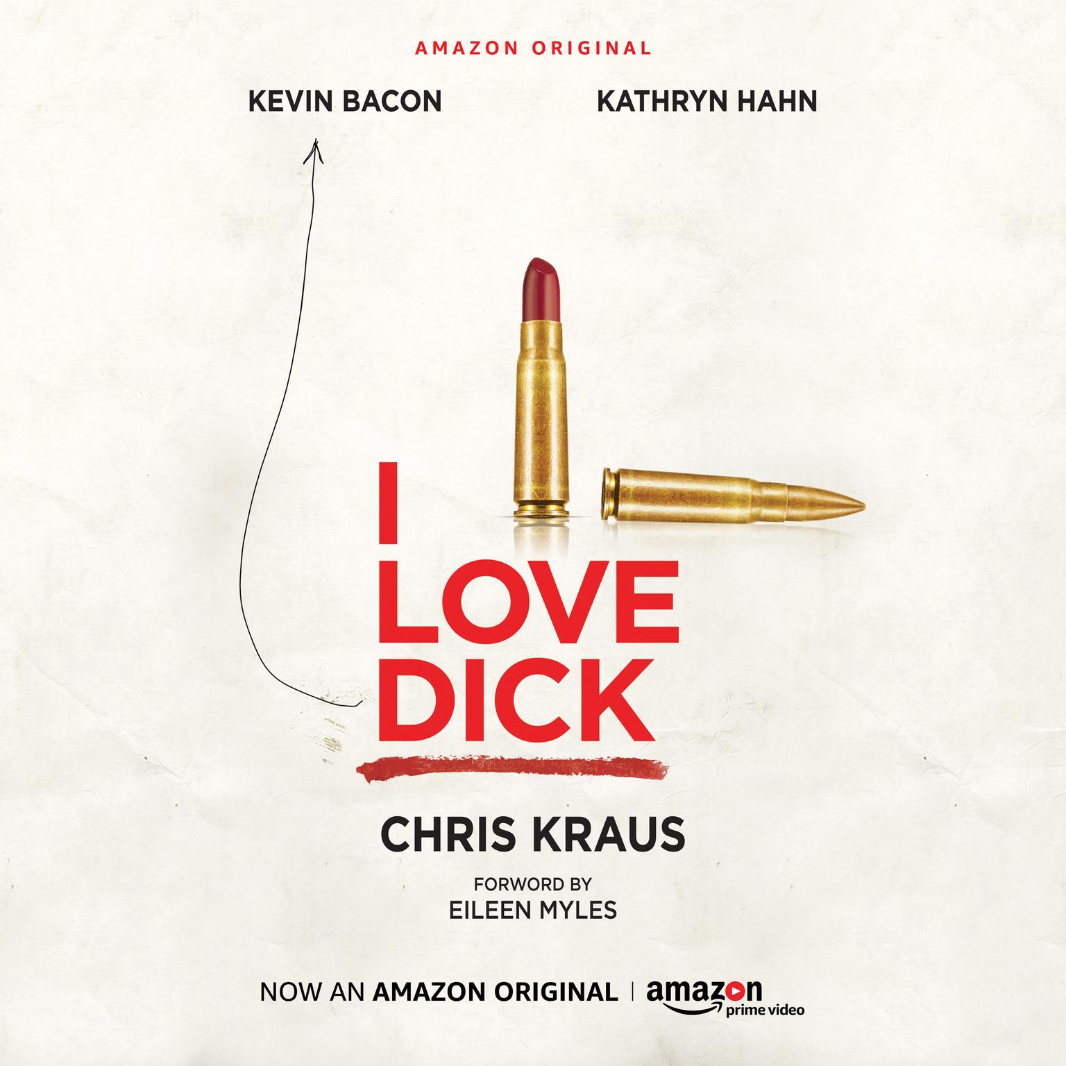 Printable I Love Dick Audiobook Cover Art