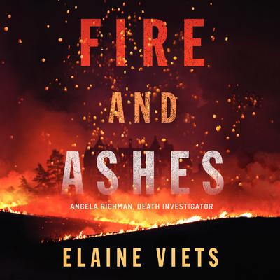 Fire and Ashes Audiobook, by Elaine Viets