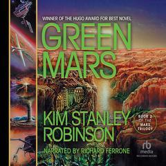 Green Mars Audiobook, by Kim Stanley Robinson